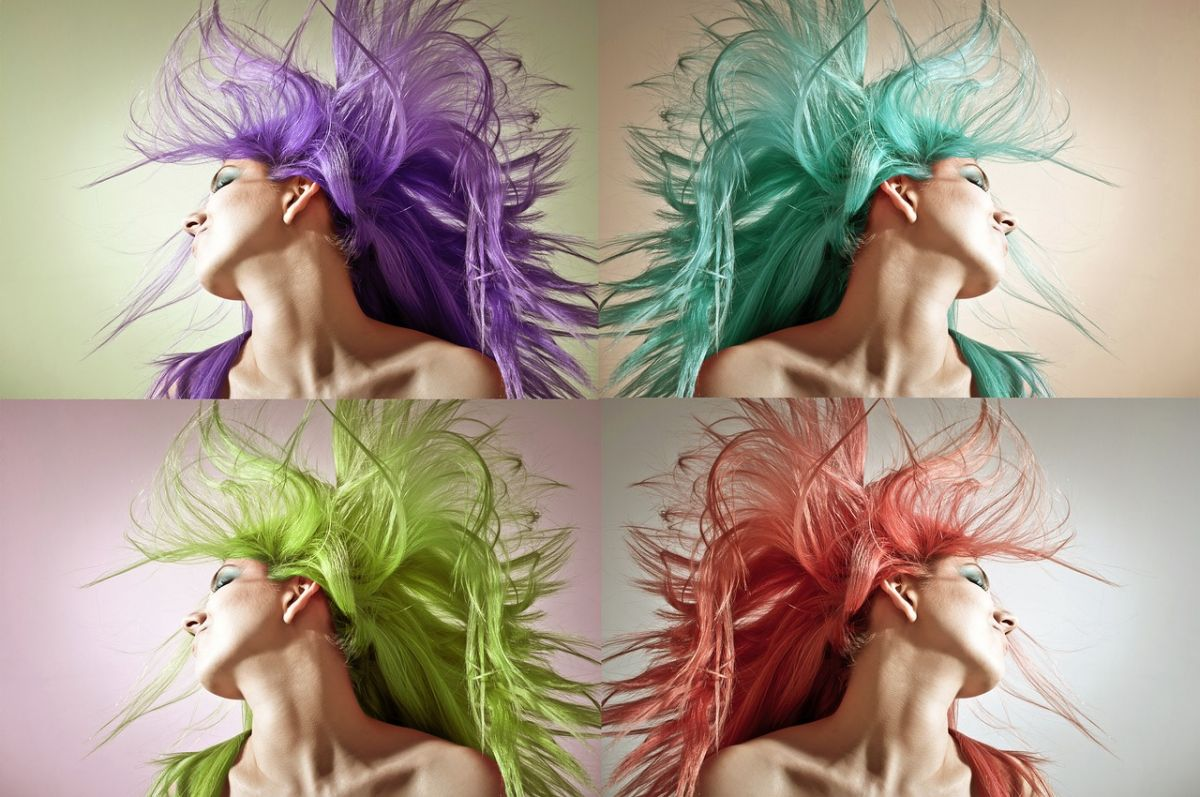 VTCT Level 2 Certificate in Changing Hair Colour