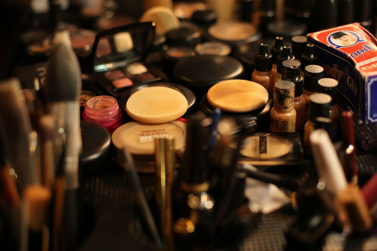 Make-up for the Mature Ladies